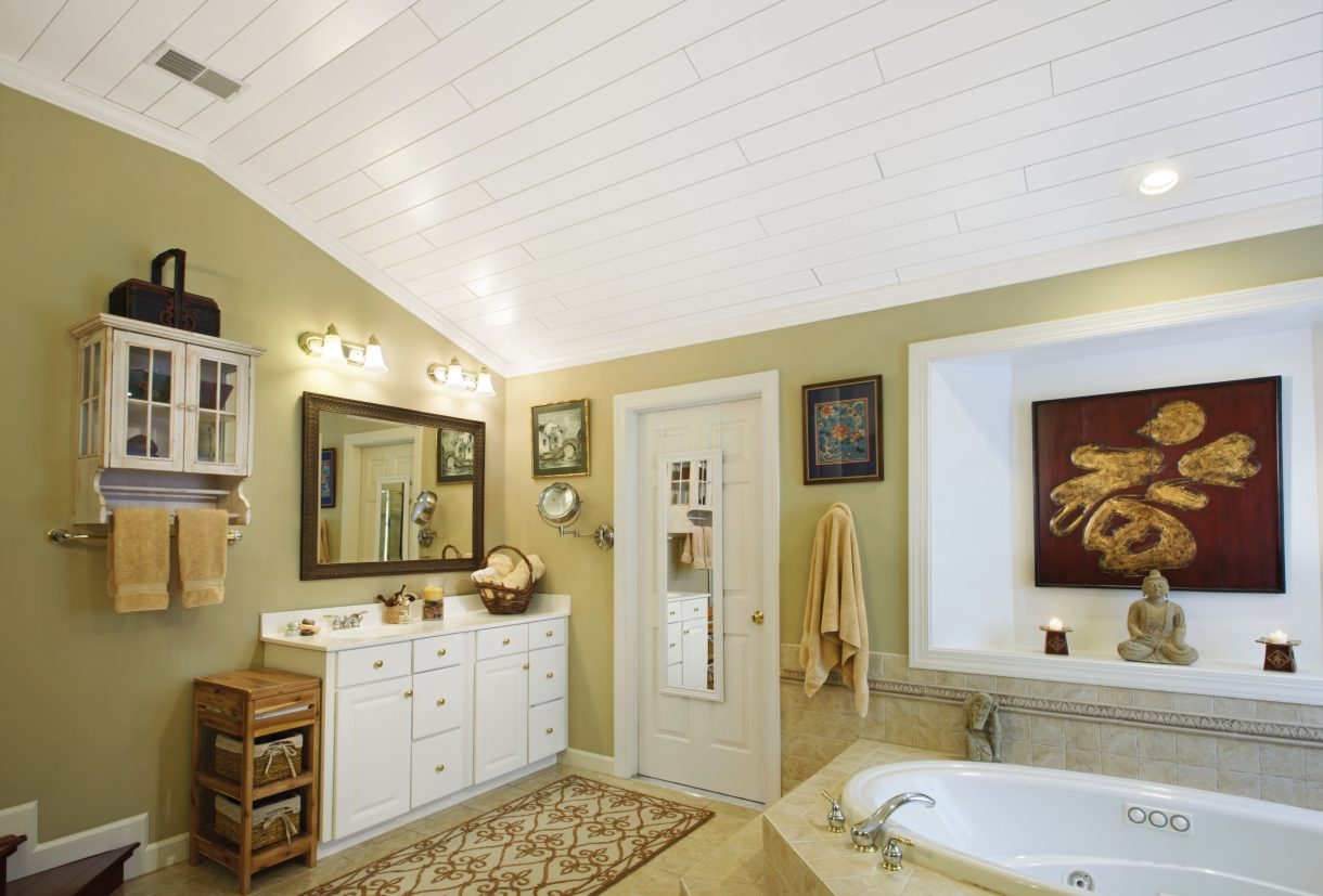 Bathroom Walls and Backsplashes. Bathroom Ceilings   Armstrong Ceilings Residential