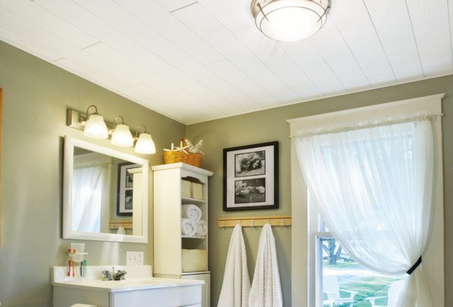 bathroom ceilings | armstrong ceilings residential