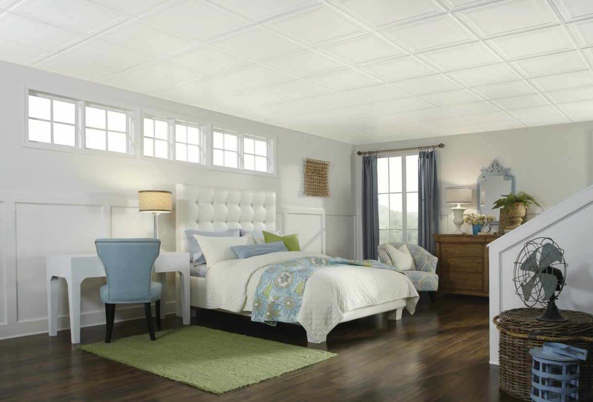 Basement Drop Ceiling | Ceilings | Armstrong Residential