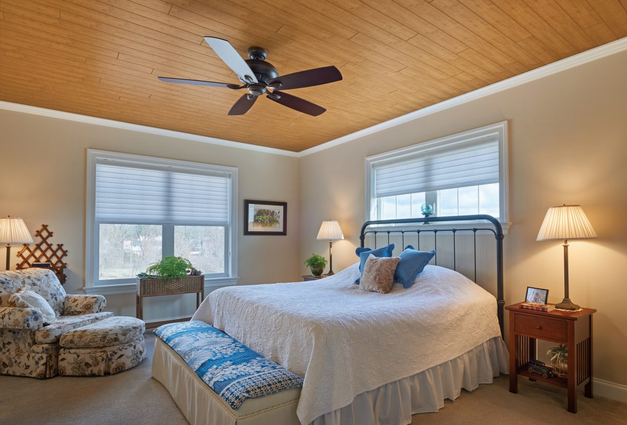 Bedroom ceiling ideas armstrong ceilings residential for Armstrong design a room