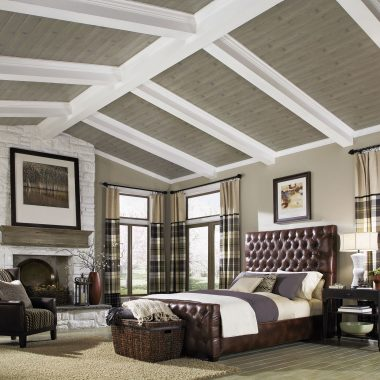 4 Vaulted Ceiling Design Ideas
