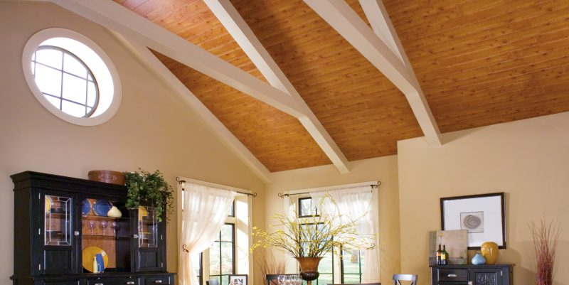 Cathedral Ceiling Ideas for a Cozy Retreat & Cathedral Ceiling Ideas | Armstrong Ceilings Residential