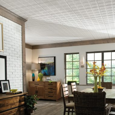 Ceilings for Narrow Grid
