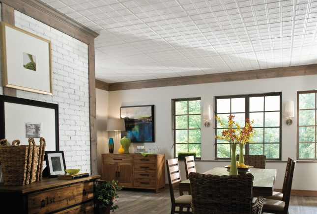 Dining Room Decorating Ideas | Armstrong Ceilings Residential