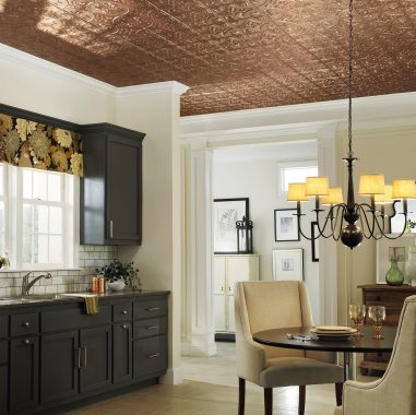 Metallaire Ceilings and Walls