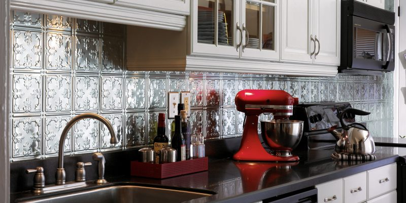 Tin Backsplash Tiles | Ceilings | Armstrong Residential