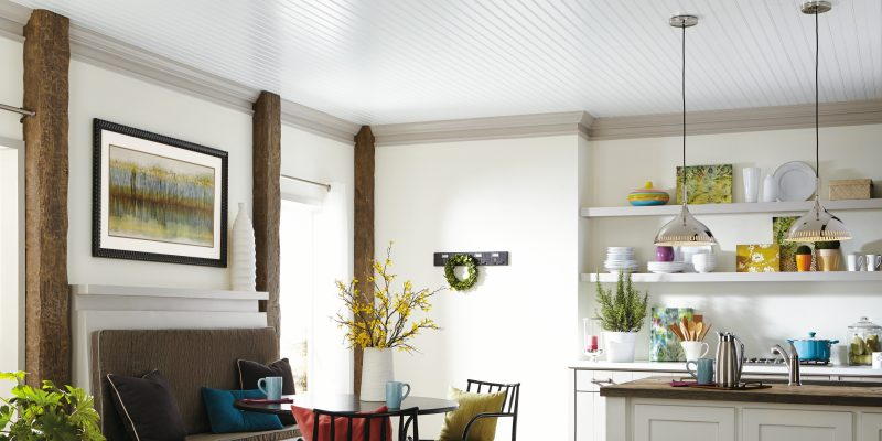 Planches De Plafond Aspect Bois Armstrong Ceilings Residential