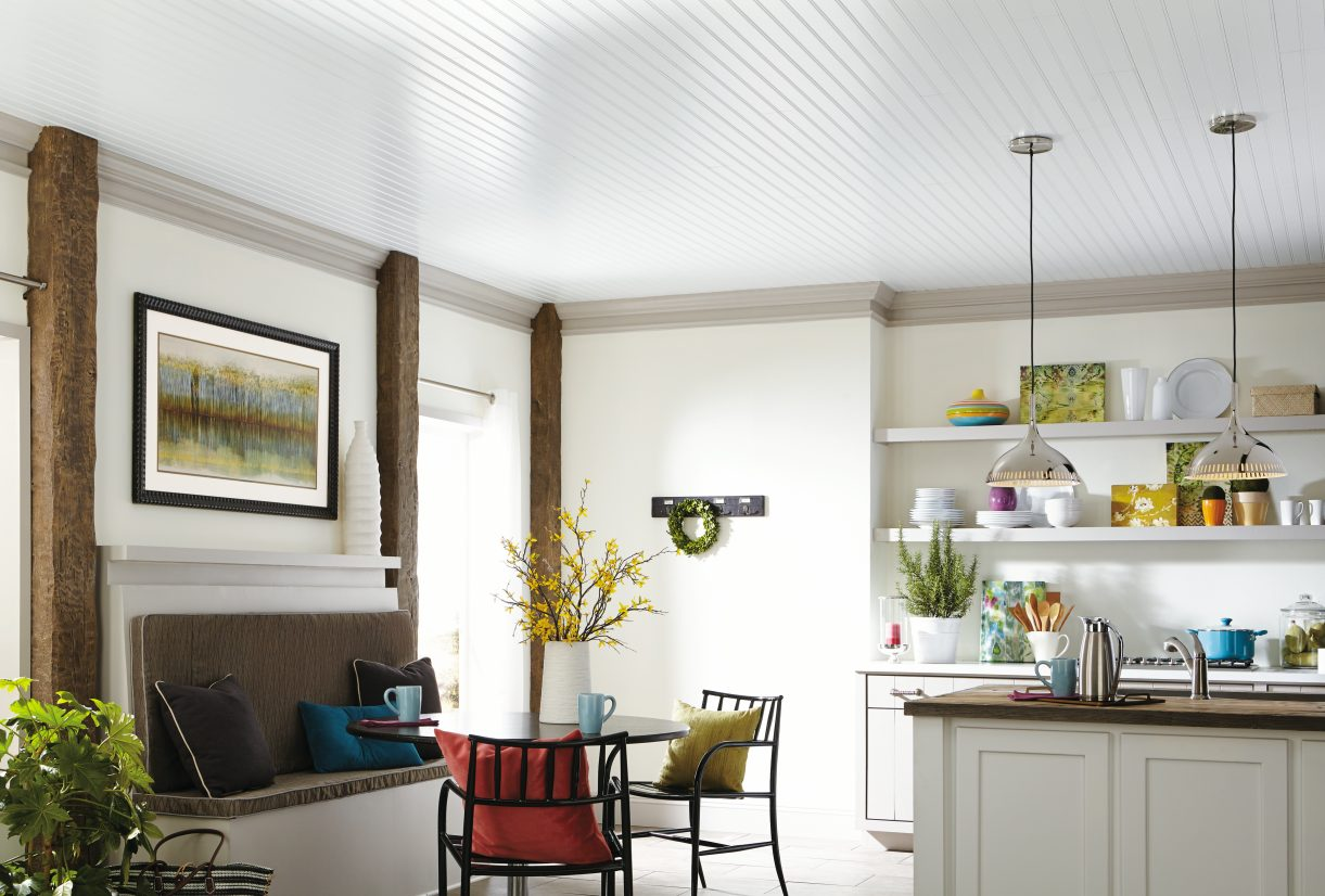 Kitchen Ceiling Ideas | Armstrong Ceilings Residential