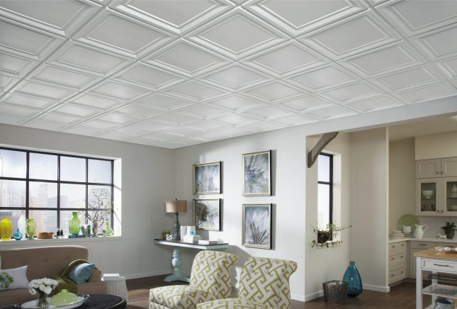 Coffered Look Ceilings Featured Media Image