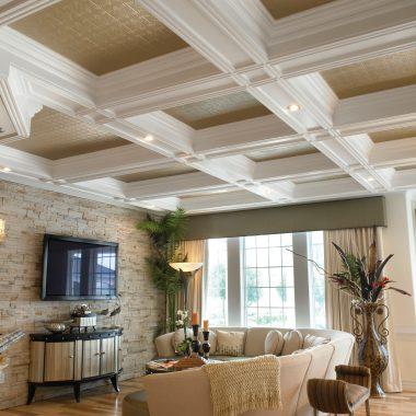 Carreaux De Plafond En Tain Armstrong Ceilings Residential