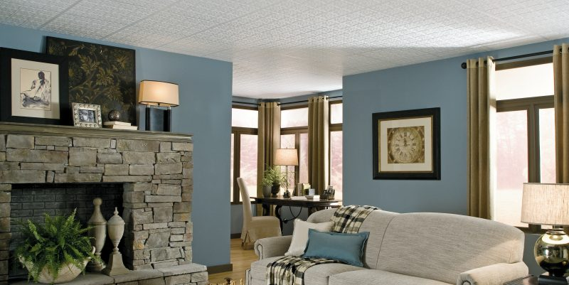 Soundproof Basement Ceiling | Ceilings | Armstrong Residential