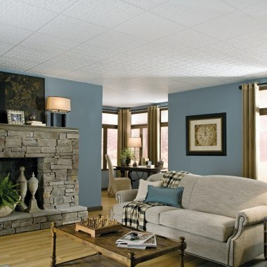 Decorative and Affordable Drop Down Ceiling Ideas