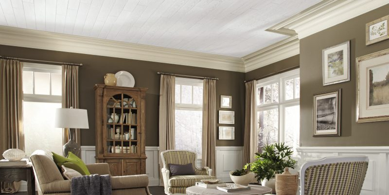 Living Room Ceiling Ideas | Ceilings | Armstrong Residential