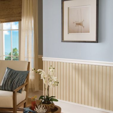 Installing Wainscoting from Armstrong Ceilings