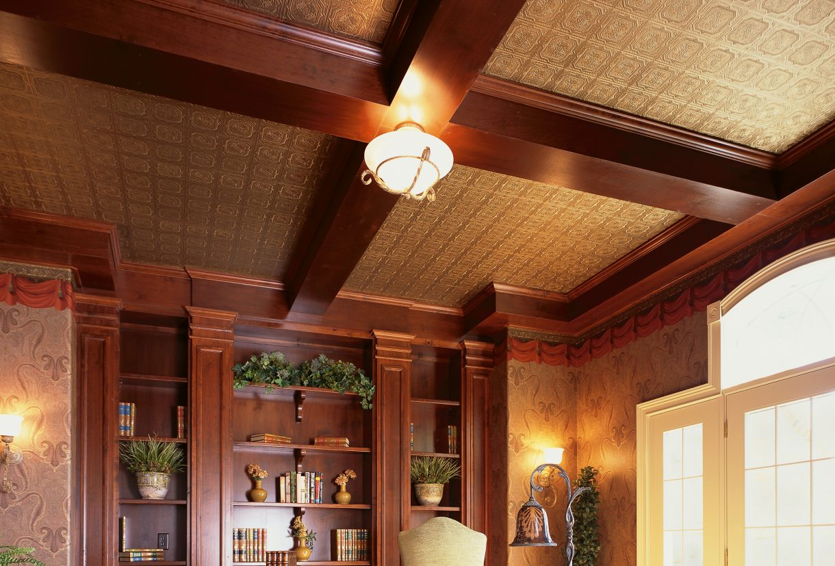 Faux Tin Tiles Ceilings Armstrong Residential
