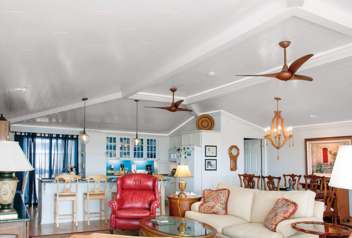 Vaulted Ceiling Design | Armstrong Ceilings Residential