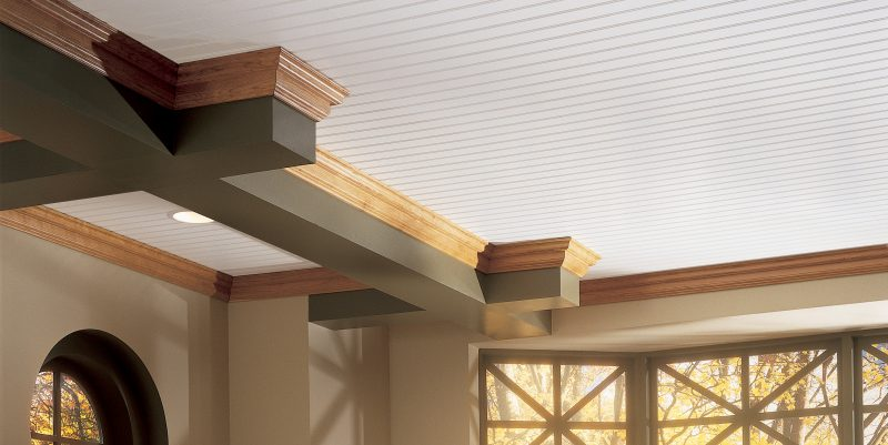 Beadboard Ceiling Panels A Lesson In Cl And Charm