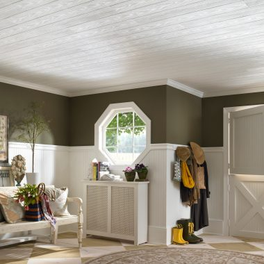 All About Wainscoting