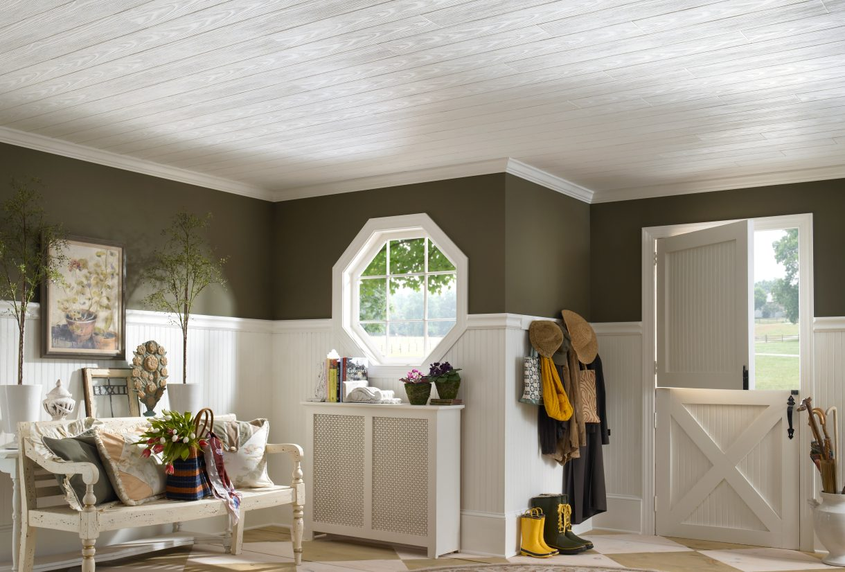Ceiling styles armstrong ceilings residential for Armstrong design a room