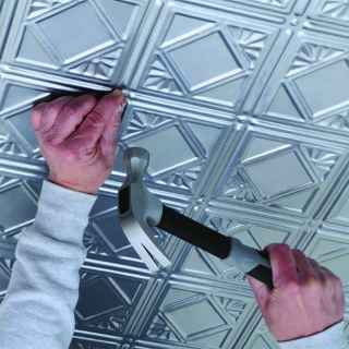 Installing Surface Mount METALLAIRE Tiles