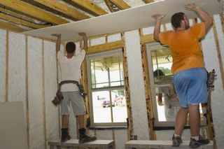 Drywall Requires More Labor