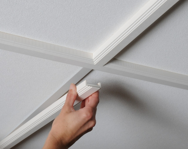 Crown Molding Drop Ceiling Shapeyourminds Com