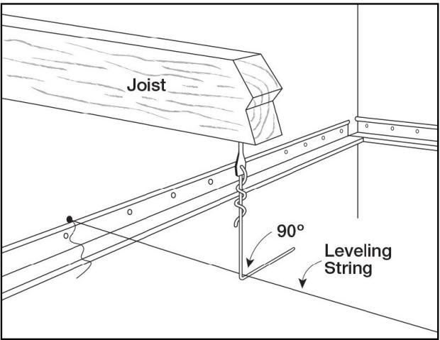 Drop Ceiling Installation