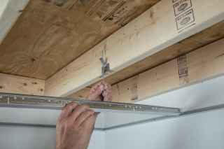 Hanging a Drop Ceiling with QUICKHANG Hooks