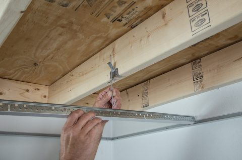 Quickhang Installation Ceilings